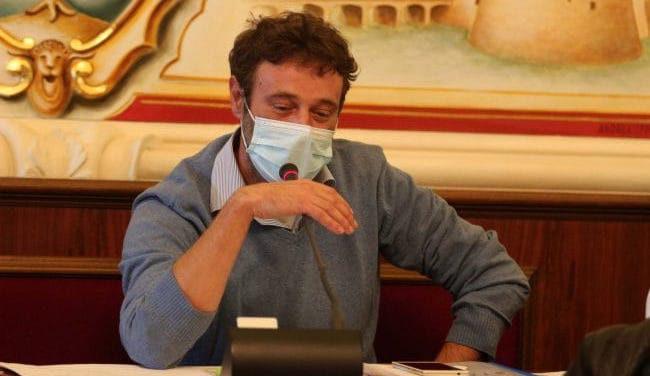Enrico Pergolesi in Consiglio Comunale