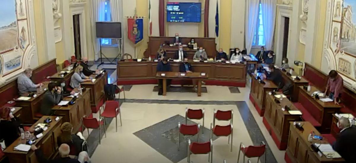Pergolesi interviene in Consiglio Comunale sulla Mozione Bernardini