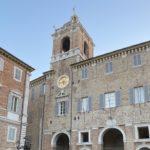 Il Municipio di Senigallia
